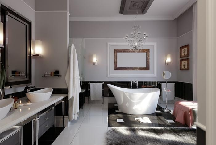 Gro artige raumgestaltung ideen f rs badezimmer for Raumgestaltung bad