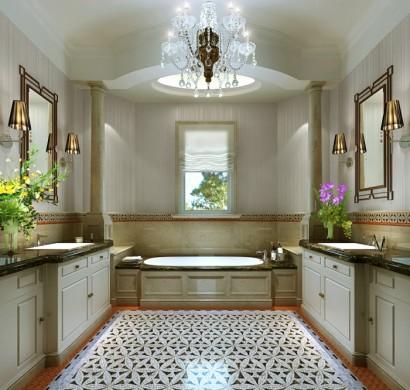 Gro artige raumgestaltung ideen f rs badezimmer for Raumgestaltung hochzeit