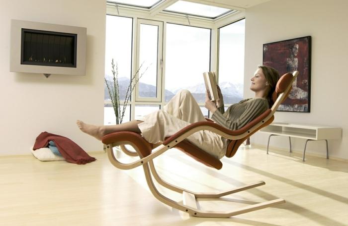 relaxsessel attraktives design wohnideen