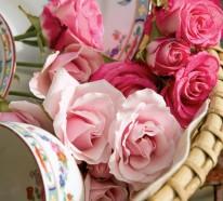 Was Sie bei Ihrer Rosen Deko auf jeden Fall beachten sollten