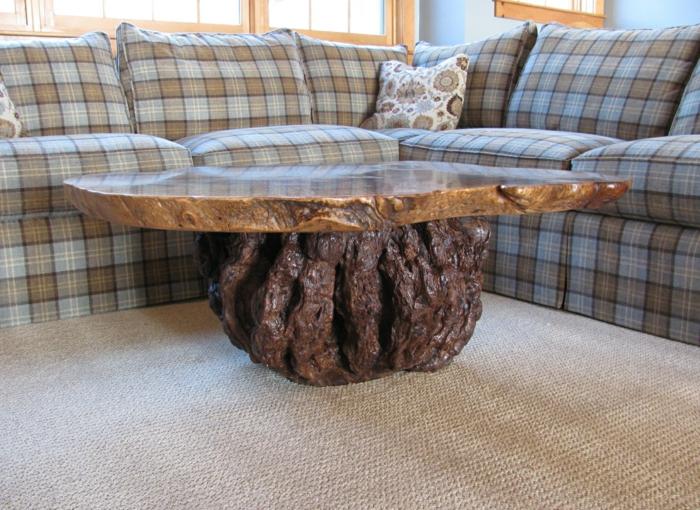 rustikale tische couchtisch wohnzimmer möbel landhaussofa