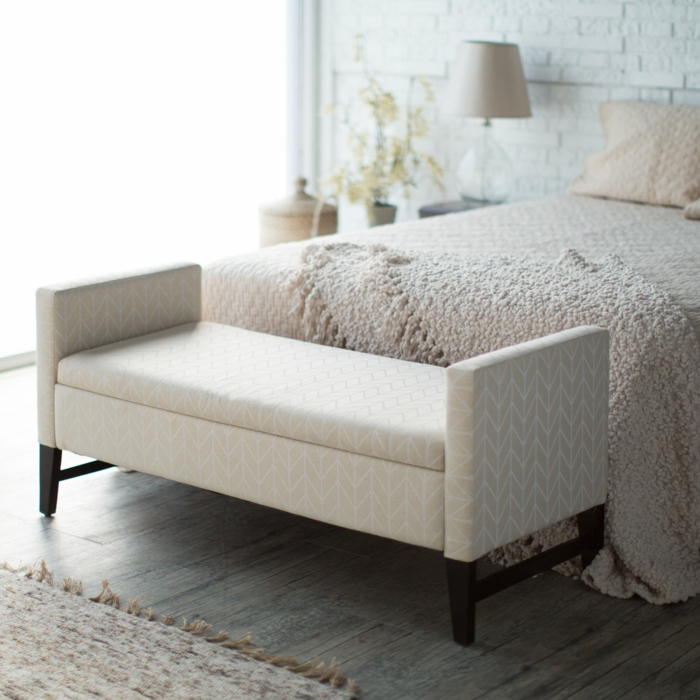 schlafzimmer bank egant schöne textur schlafzimmer einrichten