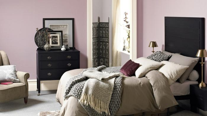schlafzimmer einrichtungsideen gästezimmer neutrales interieur dekoideen