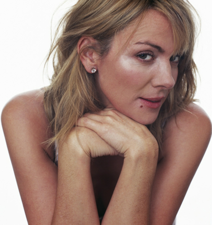 schuhschränke der stars schauspielerin Kim Cattralls