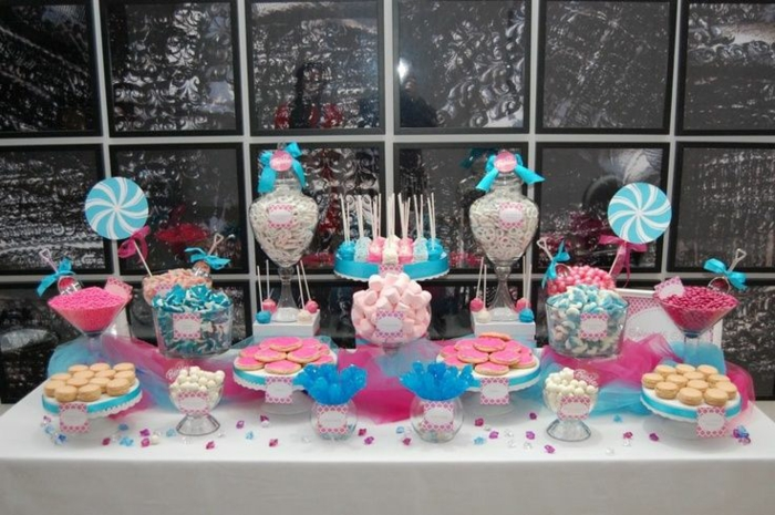 Pin christmas centerpieces carolyn snell designs at family for Tischdeko party
