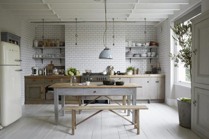 trends möbel küchendesign ideen stile paaren