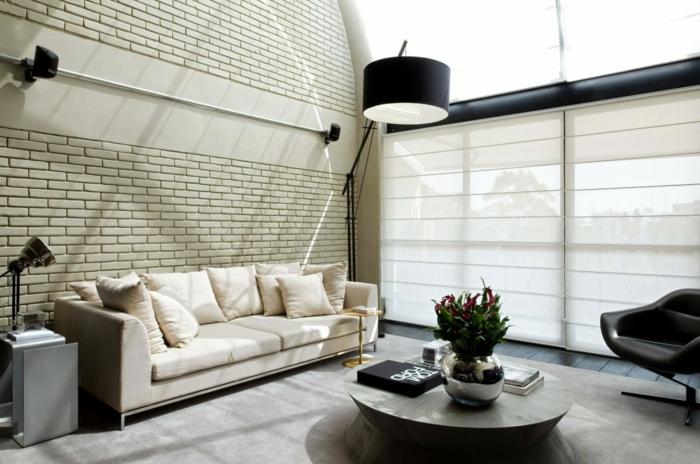 trends möbel wohnzimmer einrichten industrieller stil