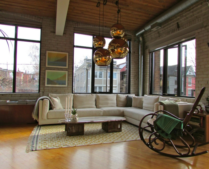 kombinative m bel trends oder wie man richtig die verschiedenen stile paart. Black Bedroom Furniture Sets. Home Design Ideas