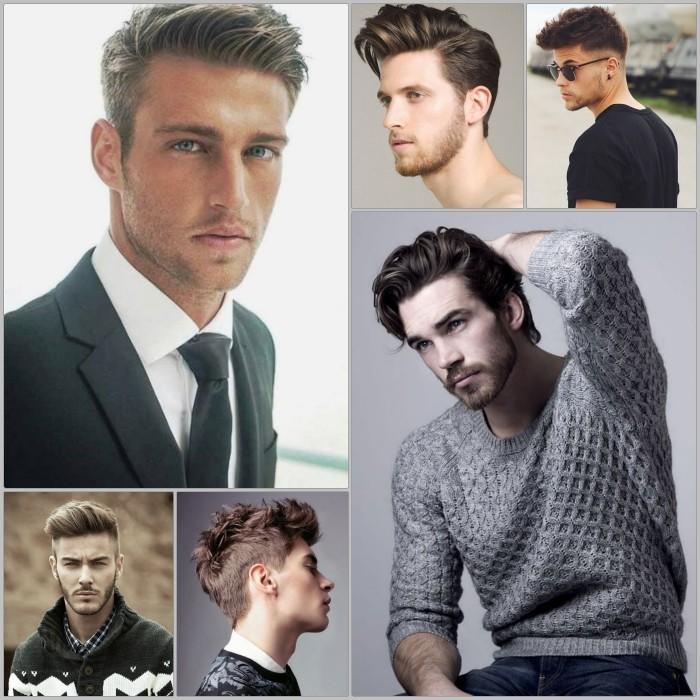 trends und herrenmode coole männerfrisuren 2020 lifestyle