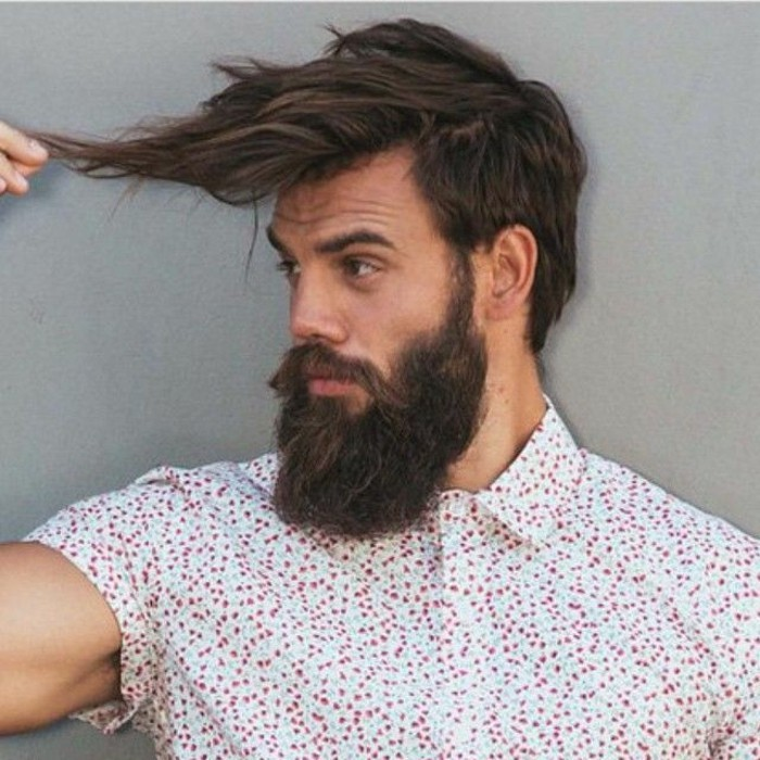 trends und herrenmode coole männerfrisuren neuen haarschnitt brauchen