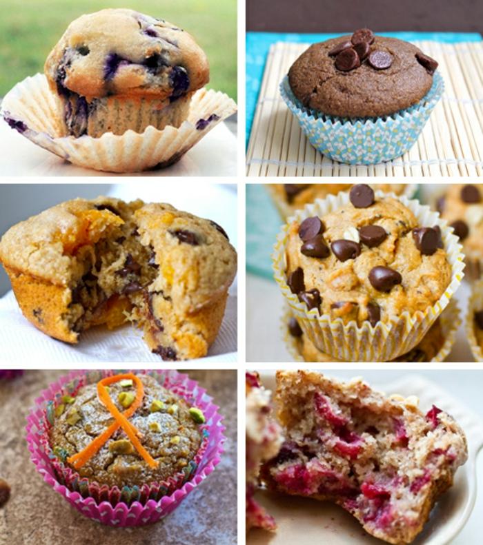 vegane rezepte muffins cupcakes