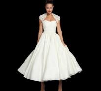 Vintage Brautkleider für Ihren ganz speziellen Tag im Leben