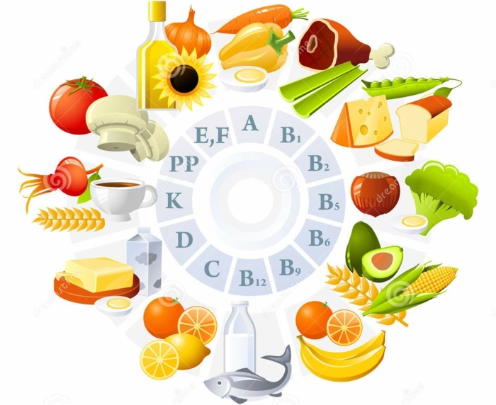 vitamintabletten gesunde ernährung ideen