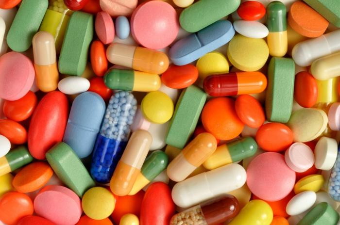 vitamintabletten gesunde ernährung multivitamin tabletten