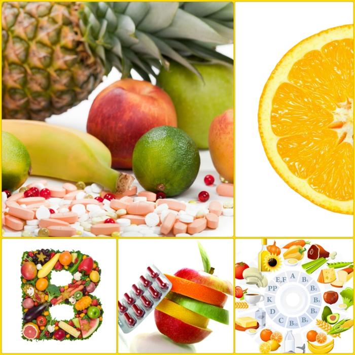 vitamintabletten gesunde ernährung tipps multivitaminen