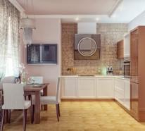 Wandfliesen passen längst nicht mehr nur ins Bad und in die Küche