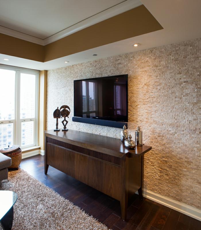 fliesen wohnzimmer wand:Dekorative Fliesen für die Wohnzimmerwand