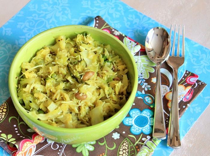 weißkohl rezepte grünes gemüse essen gesundheit