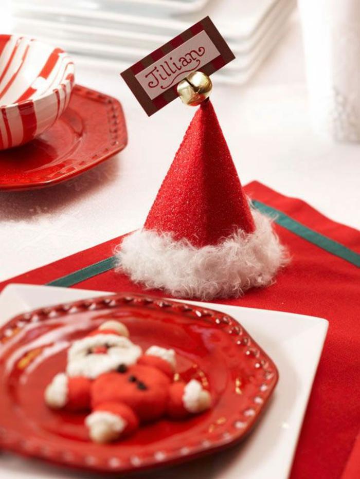 weihnachtliche tischdeko tischkarten weihnachten diy projekte
