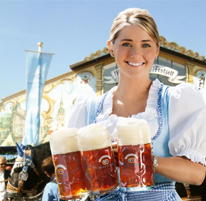 wiesn 2015 oktoberfest bier feiern