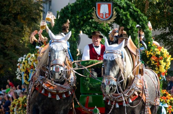 wiesn 2015 oktoberfest feierlichkeiten bierfest