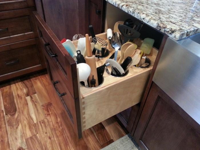 Wohnideen Küche Ordnung Bringen Geschirr