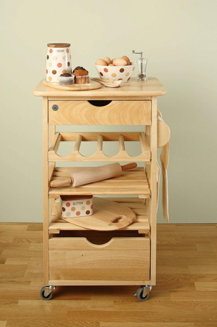 Praktische Wohnideen Küche - Mehr Lagerraum schaffen