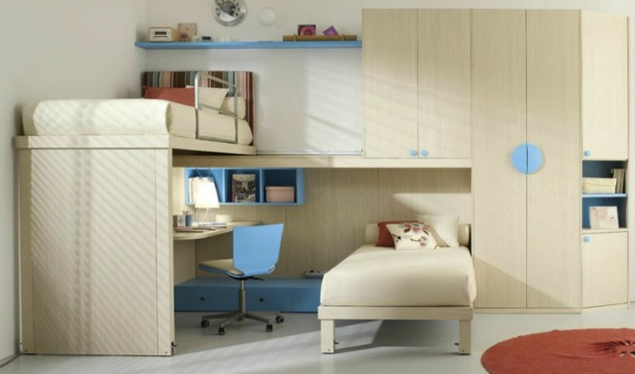 22 wohnideen f r kinderzimmer strategien bei der kinderzimmergestaltung. Black Bedroom Furniture Sets. Home Design Ideas