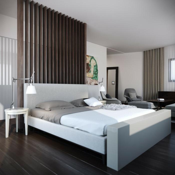Dunkler Boden Welche Sofafarbe : 22 Wohnideen Schlafzimmer  Zeitgenössische Schlafzimmer Designs, die