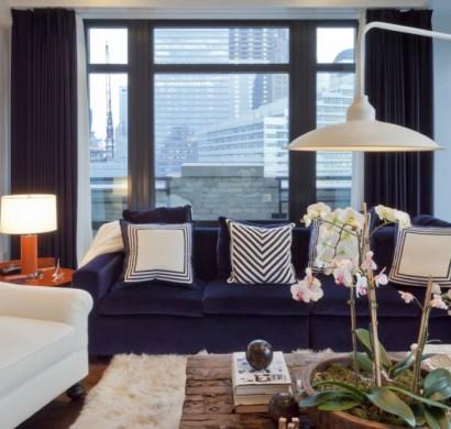 wohnzimmergestaltung der trendfarbe orchideen lila, wohnideen wohnzimmer für ein wunderbares innendesign, Ideen entwickeln