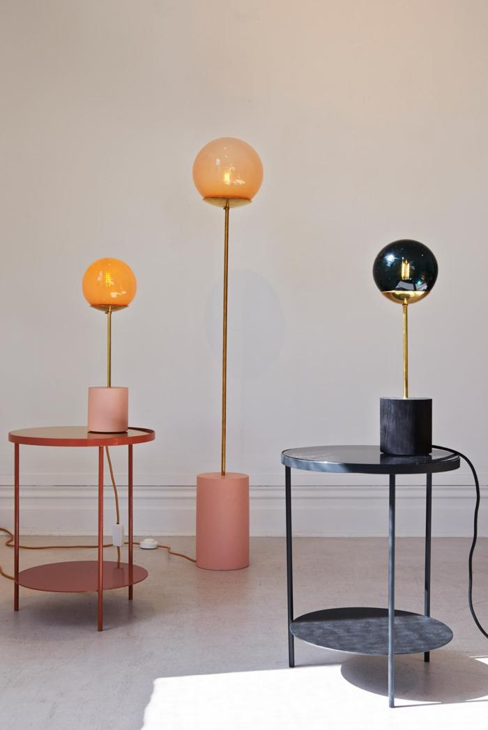 Moderne wohnungseinrichtung zwei designerkonzepte mit charme for Moderne wohnungseinrichtung