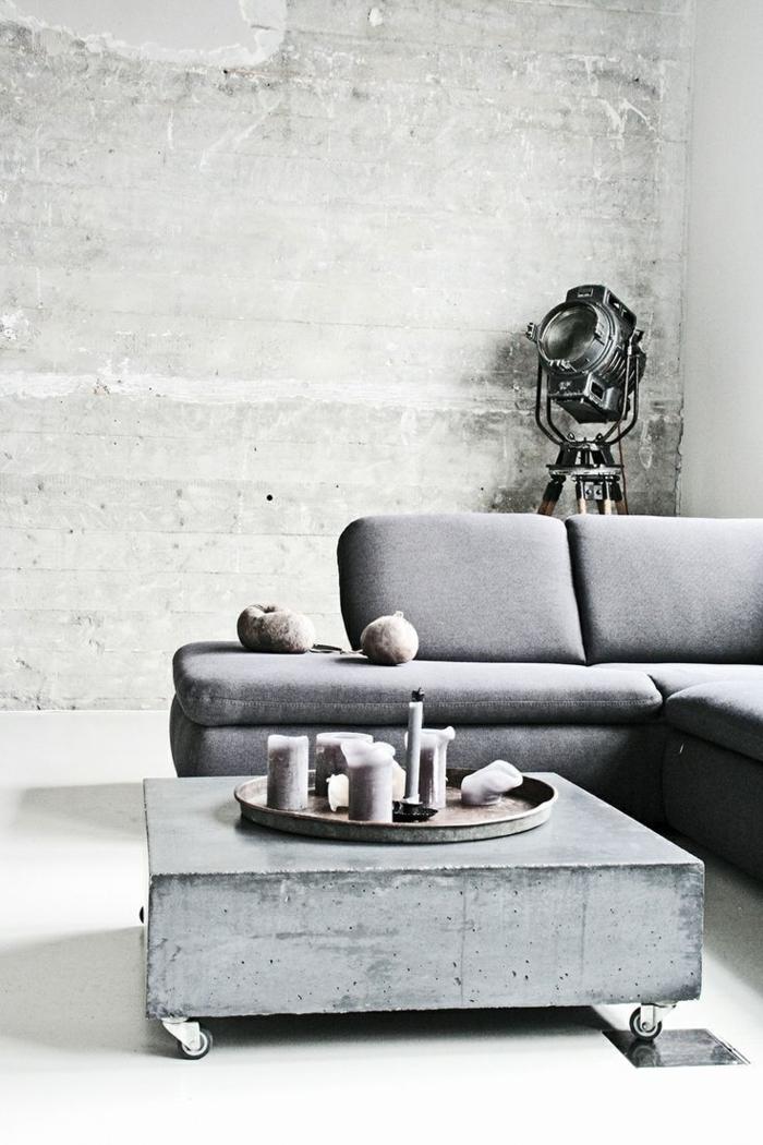 Buro Einrichtung Beton Holz ~ Alle Ihre Heimat Design Inspiration