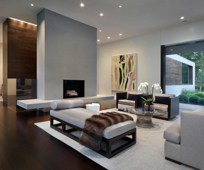 wohnzimmer boden dunkel: in die Tat umsetzen, um das Wohnzimmer elegant erscheinen zu lassen