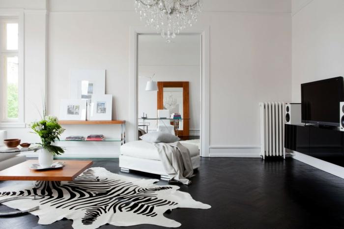 Zimmergestaltung in wei eine geschmackvolle und for Zimmergestaltung farben