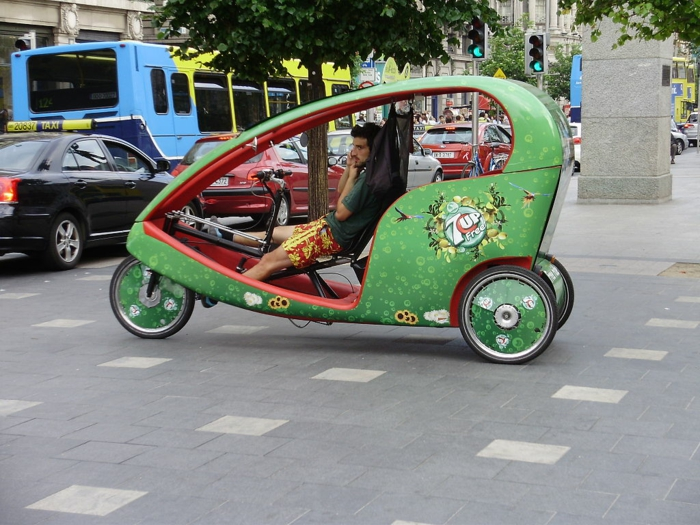 Еuropa Städte Dublin eco taxi