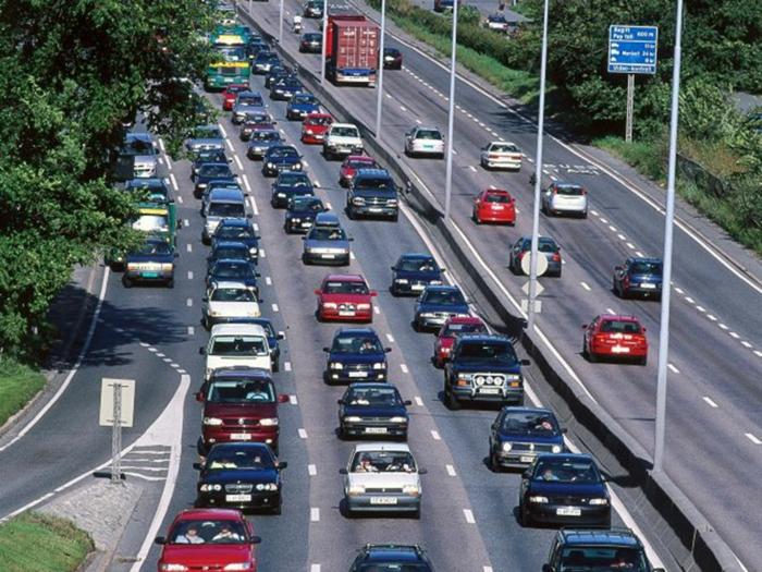 Еuropa Städte Oslo traffik