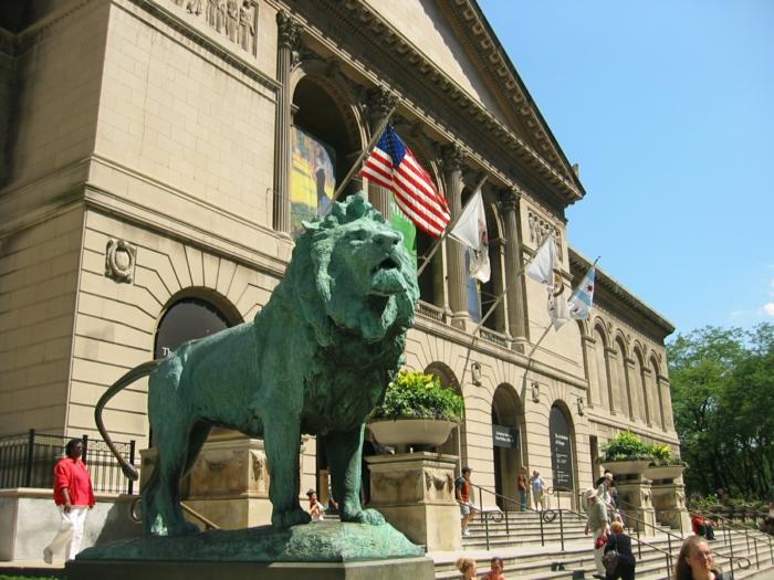 Art Institute of Chicago Chicago Sehenswürdigkeiten