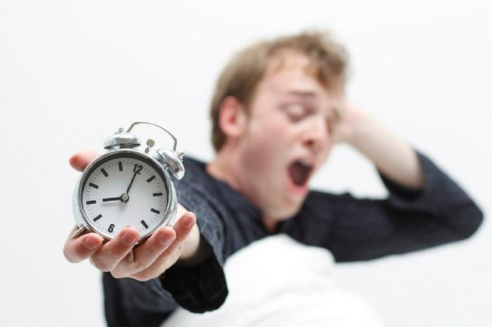 Biorhythmus verschlafen