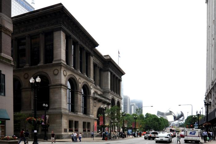 Chicago Sehenswürdigkeiten architekturbiennale
