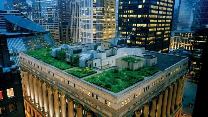 Chicago Sehenswürdigkeiten city hall architekturbiennale 2015