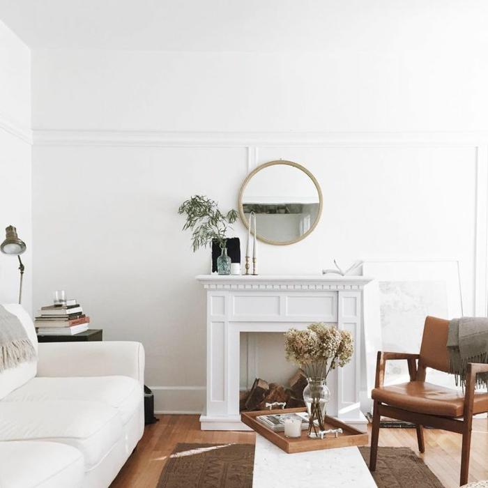 Dänisches Design wohnzimmermöbel einrichtungsideen hygge stil