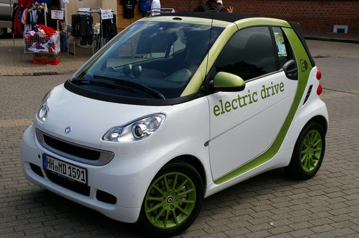Die Zeit ist reif fürs Elektroauto smart