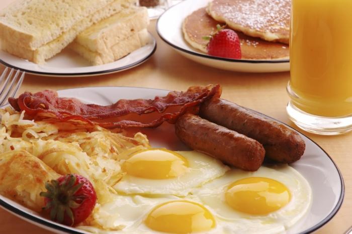 Frühstücksideen alles 2 Frühstück im Bett