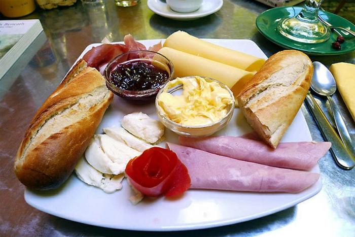 Frühstücksideen brazil Frühstück im Bett