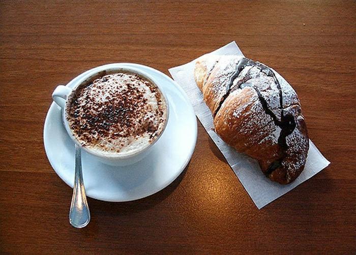 Frühstücksideen italien