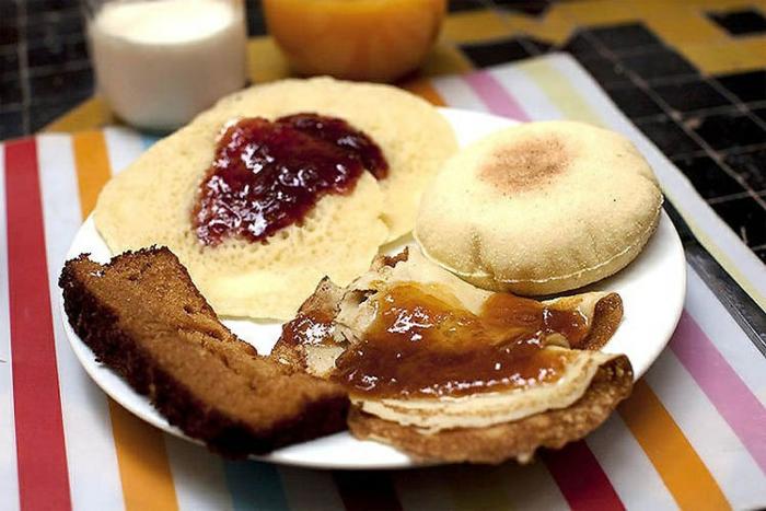 Frühstücksideen marokkoFrühstück im Bett