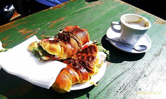 Frühstücksideen portugal Frühstück im Bett