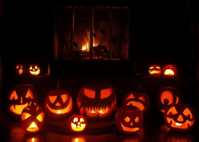 Helloween Kostüme samhain