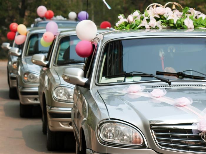Hochzeit planen autokorso