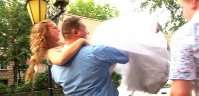 Hochzeit planen braut entführen